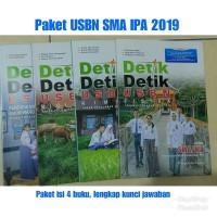 Paket Detik USBN SMA program IPA