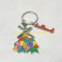 Gantungan Kunci Holland Warna