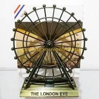 Miniatur / Pajangan The London Eye Besar