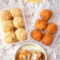 mac&cheese balls