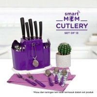 Smart Mom Cutlery set of 13