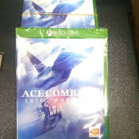 Acecombat 7 Skies Unknown Xbox One