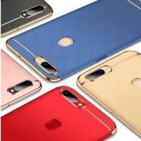 Harga oppo f9 plating 3 in 1 3in1 ultra thin slim matte back case | antitipu.com