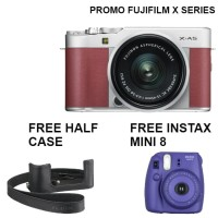 Harga harga promo fujifilm x a5 mirrorless digital camera with 15 45mm | Pembandingharga.com