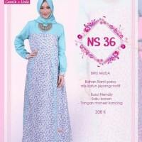 Nibras NS 36 Biru Muda