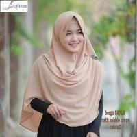 jilbab hijab krudung khimar fashion modern simple elegan