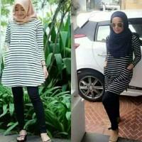 Yunita tunik salur pakaian wanita Zahra Stores