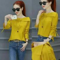 felancy blouse top Zahra Stores