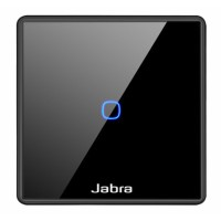 Jabra Saklar Lampu Touch LED 1 Button - Black