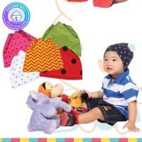 Topi Bayi Warna Motif / Baby Hat