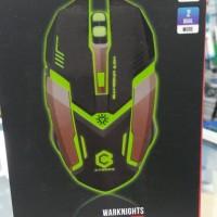 Mouse Wireless Warknight C1