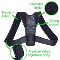 Penyanggah Punggung Tulang Belakang Posture Corrector Anti Bungkuk