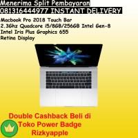 """Macbook Pro 13"""" inch Touch Bar Grey 2018 MR9Q2 8th Gen - 8GB/256GB"""