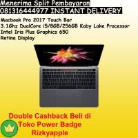 "Macbook Pro 13"" Grey 2017 Touch Bar MPXV2 Core i5 SSD 256GB RAM 8GB"