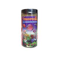 TROPICAL WONDER makanan pakan ikan cupang kecil hias guppy 100gr
