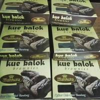 Kur balok brownies