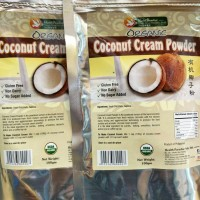 Organic Coconut Cream Powder 100g
