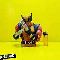 Celengan Superhero Wolverine
