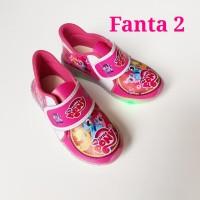 sepatu littlepony lampu #sepatu anak perempuan #sepatu kets anak