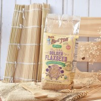 Bobs Red Mill Organic Natural Golden Flaxseed