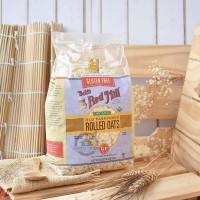 Bob's Red Mill Gluten Free Organic Old Fashioned Rolled Oats - 907 Gr