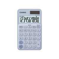 CASIO Colorful Calculator SL-310UC-Light Blue