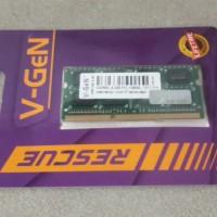 Memory RAM Notebook DDR3L 4GB Vgen Rescue