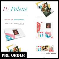 IU - Palette Album Vol.4