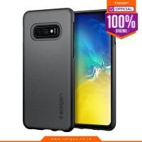 Case Galaxy S10 Plus / S10e / S10 Spigen Hardcase Ultra Slim Thin Fit