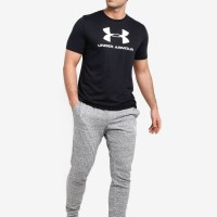 Kaos Cotton Under Armour Big Logo 100% Original