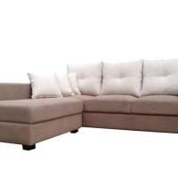 Sofa L besar Elegant Gratis pengiriman