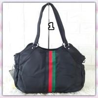 T23785 Tas Shoulder import Tote Bag wanita Import High Quality Super