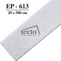 TECTO Plafon PVC EP-613 ( 20cm x 500cm )