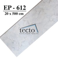 TECTO Plafon PVC EP-612 (20cm x 500cm)