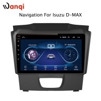 Car Radio For Isuzu D-MAX DMAX 2017 Android 8.1 HD 10.1 inch Touch