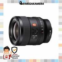 Lensa Sony FE 24mm f1.4 GM Lens Mirrorless