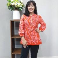 Blouse Batik katun Cirebon Brand Batik Muda - BAAB7212