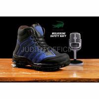 TERMURAH Sepatu Premium Sepatu Kerja sepatu pria crocodile delta haul