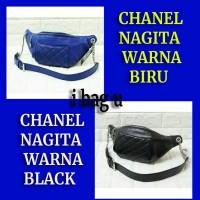 Tas Batam Chanel nagita/ chanel waistbag