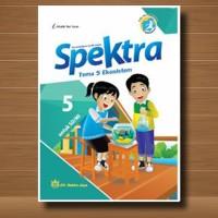 Buku Pelajaran SPEKTRA SD/MI Kelas 5 Tema 5: Ekosistem