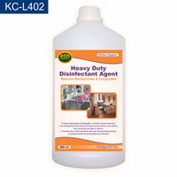 Heavy Duty Disinfectant Agent – Pembersih Noda Bandel pd Alat Dapur