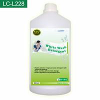 White Wash Detergent (Detergen u. Pakaian Putih)