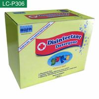 Disinfectant Detergent (Detergen u. Mensterilkan Pakaian)
