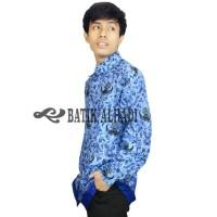 Seragam PNS,Baju Korpri Pria,UKURAN S,M,L,XL,3L.Baju Batik (BKP001-01)