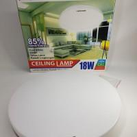 lampu ceiling 18w HIGH CRI 6500K Merk mitsuyama MS-9918A Promo