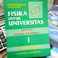 Harga penyelesaian soal2 fisika untuk universitas ori edisi revisi | Pembandingharga.com