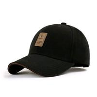 EDIKO Topi Baseball Golf Logo Ediko Sport Fashion - Black