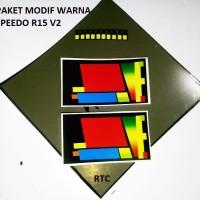 Harga paket modif warna speedometer r15 v2 decal stiker polarizer   antitipu.com