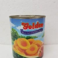 Golden Peach Halves in Heavy Syrup 820g