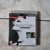 BD PS3 Silent Hill HD Collection (Silent Hill 2 & 3)